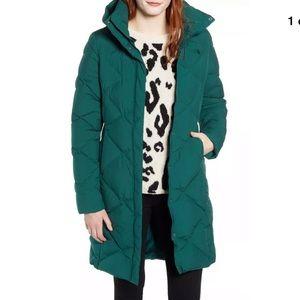 New The North Face Miss Metro II Parka Coat sz XL